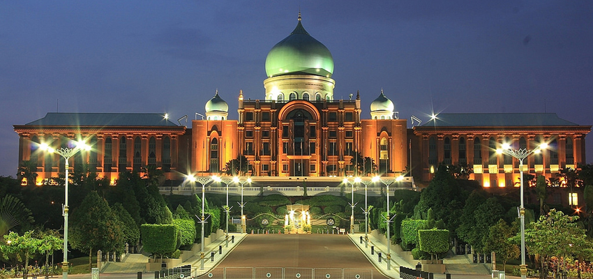 Putrajaya tour packages at lowest rental in Malaysia